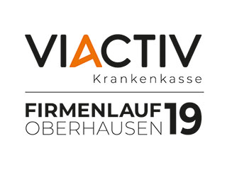 Viactiv Firmenlauf 2019 Logo