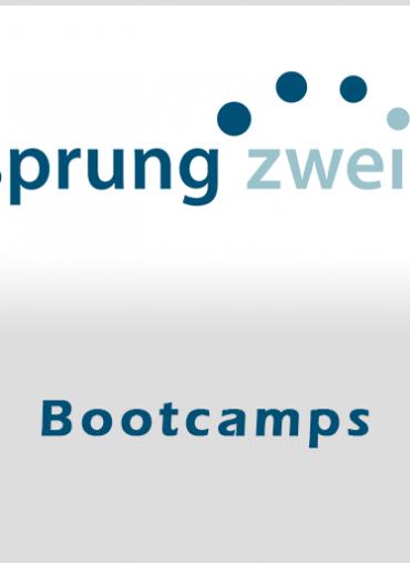 Sprungzwei - Bootcamps