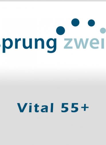 Sprungzwei - Vital 55+