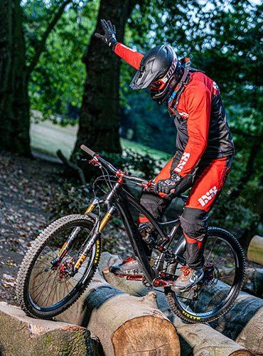Sprungzwei - Mountainbike